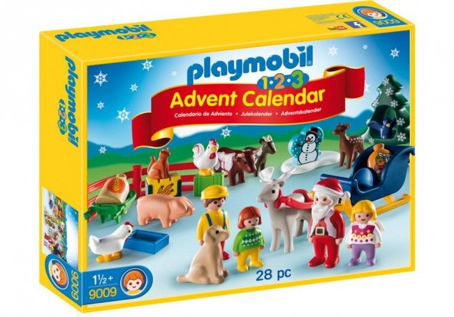 Playmobil: Calendrier de l'Avent 1.2.3 Noël - Castello | Jeux et Jouets