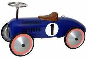 Marquant Classic 897 Blue Retro Loopauto