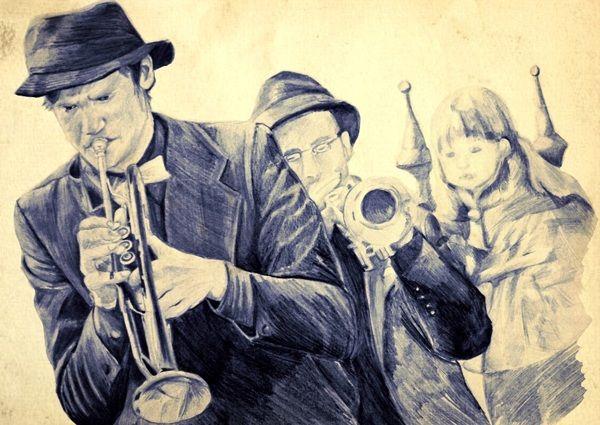 JAZZ - VISUAL ARTS by Wayne y.m.h., via Behance