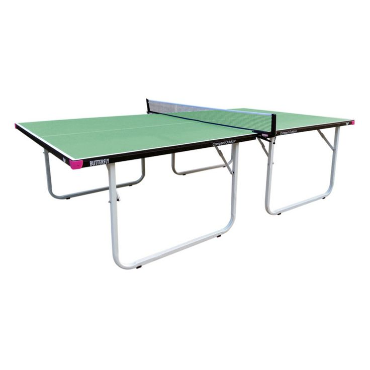 Butterfly Compact Outdoor Table Tennis Table - TW27B