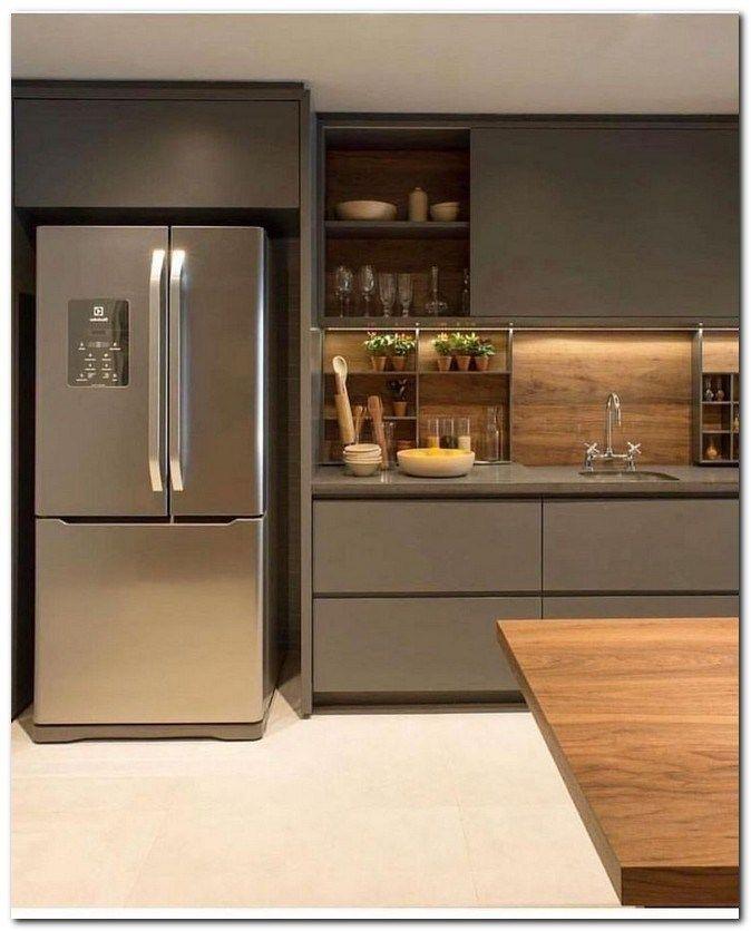 39 Best Clean Amp Elegant Contemporary Kitchen Ideas