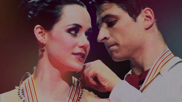 Tessa Virtue and Scott Moir - Out of my league
