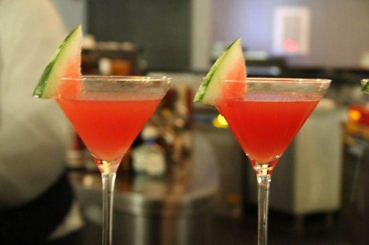 Watermelon Daiquiris. Moonlight Bar @ Princess Andriana