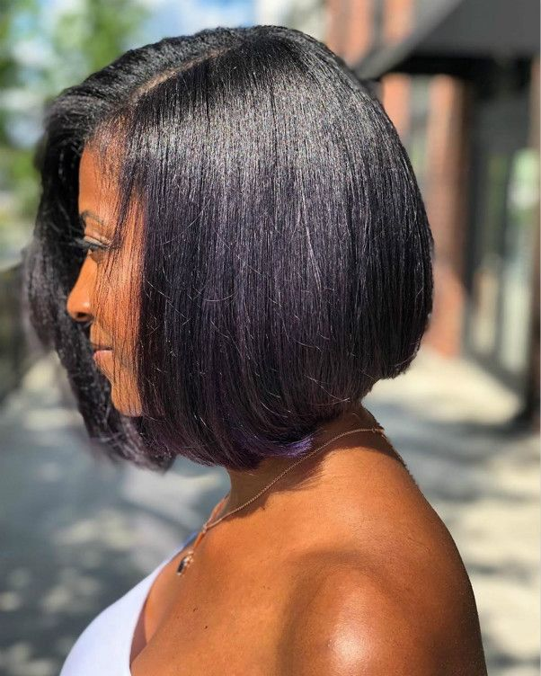 Beautiful blunt bob hairstyles wigs for black women lace front wigs human hair wigs buy now