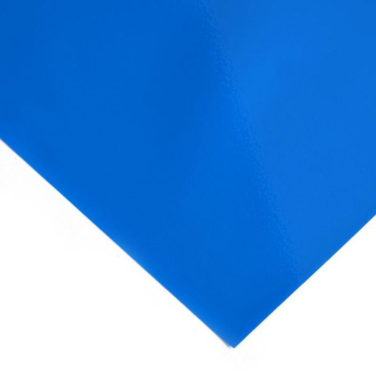 PVC BRILLO - Esta tela plástica de extraordinario brillo viene en 13 colores diferentes. Muy utilizada para la decoración de interiores, moda, tapicería y trabajos manuales.