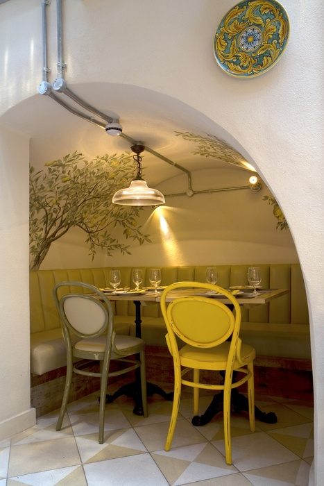 Restaurante E Bar Design Awards   Entrada 2011/12