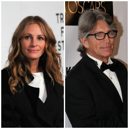 Eric and Julia Roberts, brother and sis