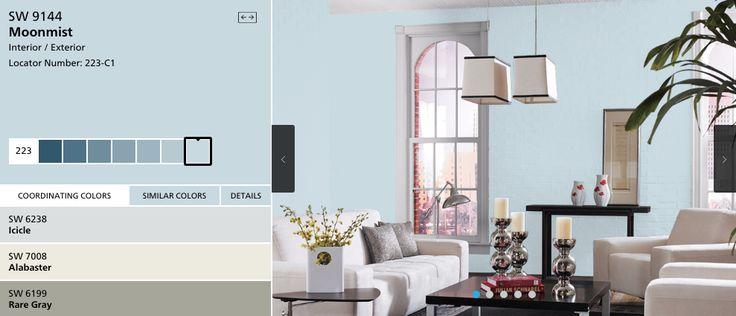 Exterior Light Gray Paint Colors