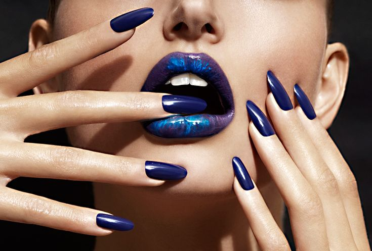 Beauty Photographer: Darren Tieste Makeup: Iris Moreau Manicure: Jenna Hipp