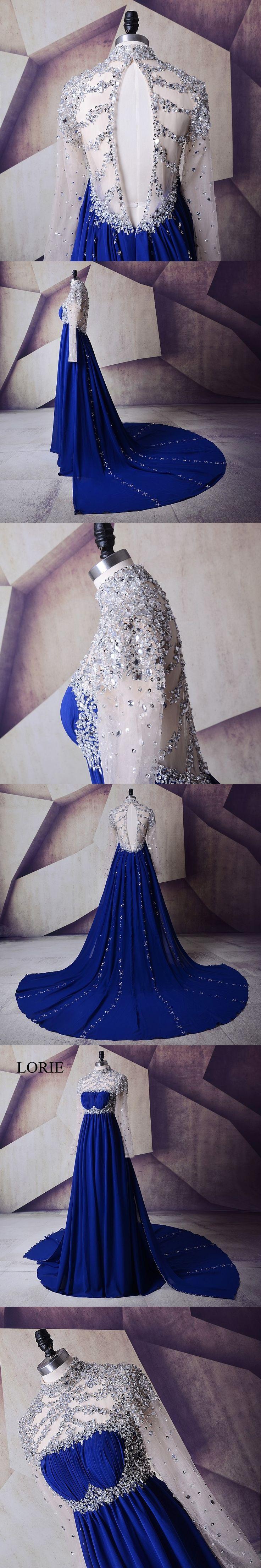 Maternity Evening Dresses For Pregnant 2017 Abendkleider Crystals Beaded Elegant Women Long Prom Dresses For Wedding Party