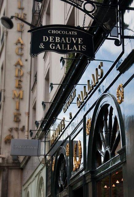 The best chocolate in Paris   La Beℓℓe ℳystère
