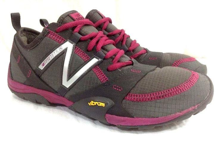New Balance Minimus Shoes Trail Running Minimalist WO10WR Size 9 #NewBalance #RunningCrossTraining