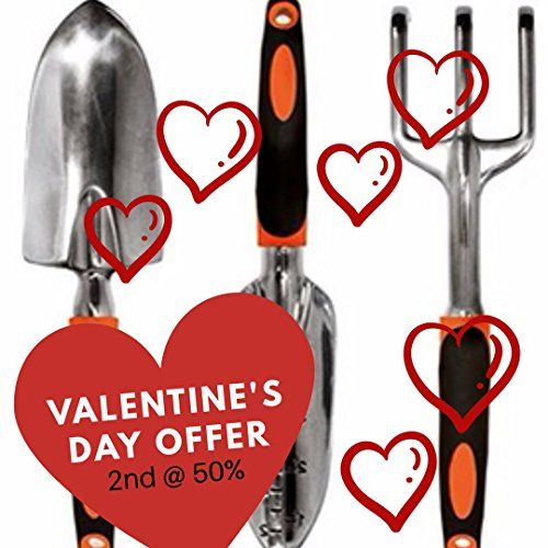 These Garden Tools Are Awesome. They Are Very Good Quality Especially For  The Price. They Seem To Be Heavy Duty. The Markings On The Smaller Shovel  Are ...