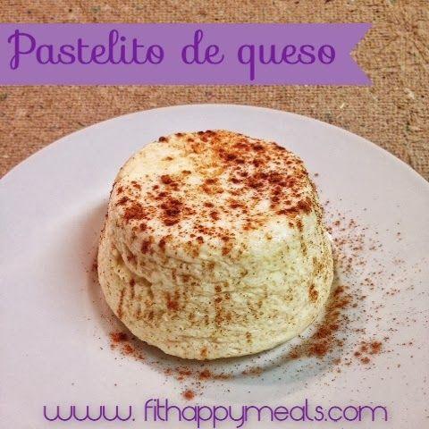 Ingredientes 1 huevo 1 clara 1 cda harina ( avena o espelta) 1 cda de edulcorante líquido 220 gr ( 2 tarrinas) de queso fresco batido 0% Procedimiento Se bate...
