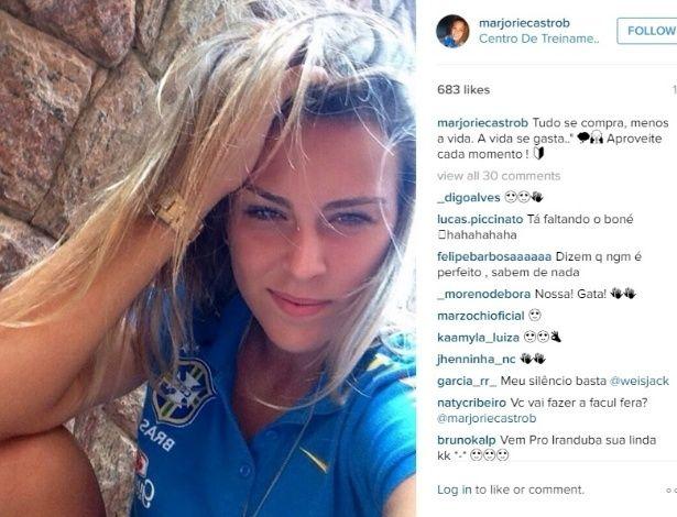 Revelação do futebol feminino faz sucesso dentro e fora dos gramados