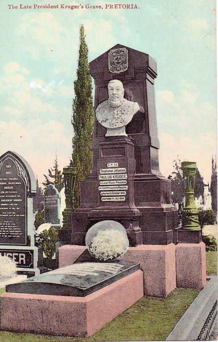 this Day in History: Oct 10, 1825: Paul Kruger, the face of Boer resistance against the British during the Second Boer War is born