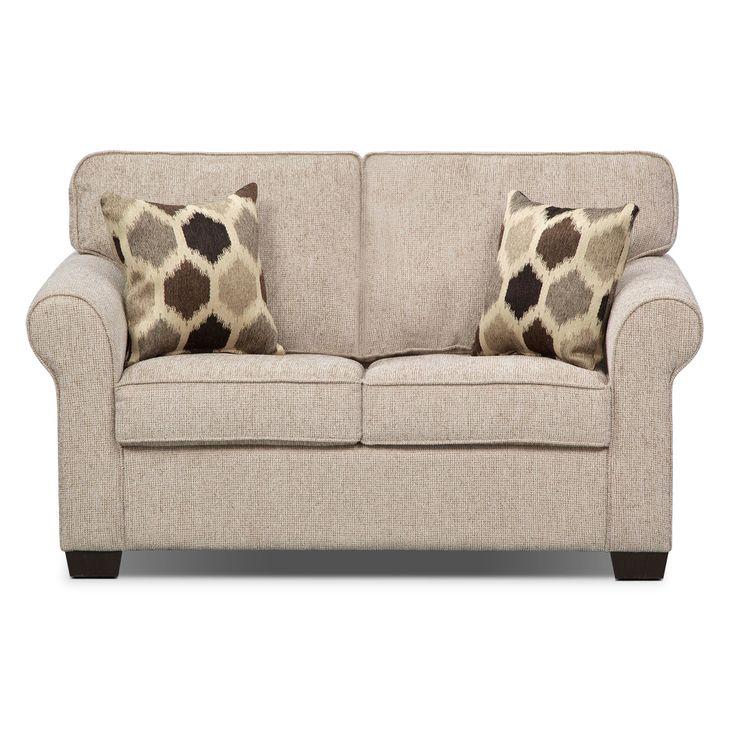 fletcher twin innerspring sleeper sofa value city furniture
