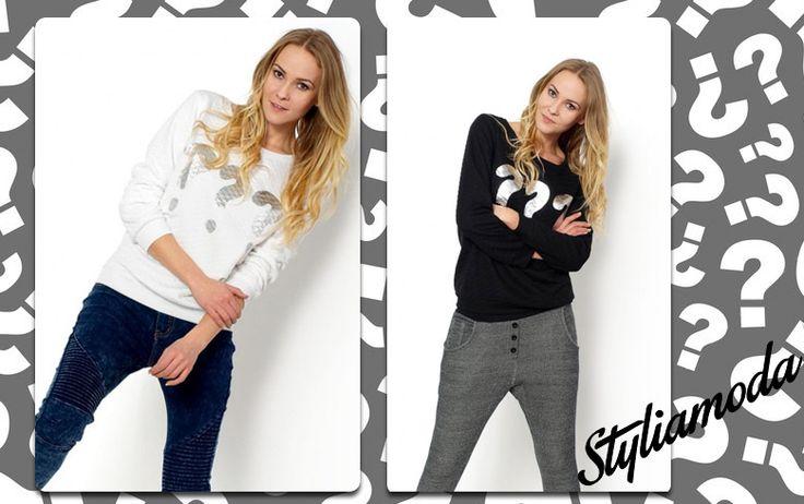 Modna, pikowana bluza, idealna na letnie wieczory. Już teraz dostępna w promocyjnej cenie :) http://styliamoda.pl/home/238-bluza-pikowana.html