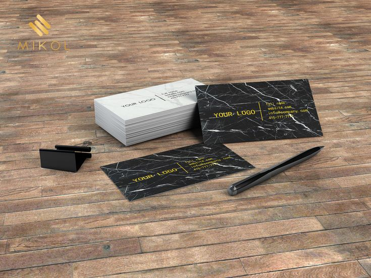 Insanely Stunning Handcrafted Marble Business Cards   Bored Panda