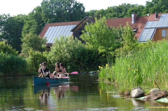 Ecovillage Sieben Linden Germany Amacing vegatarian food and life changing courses.