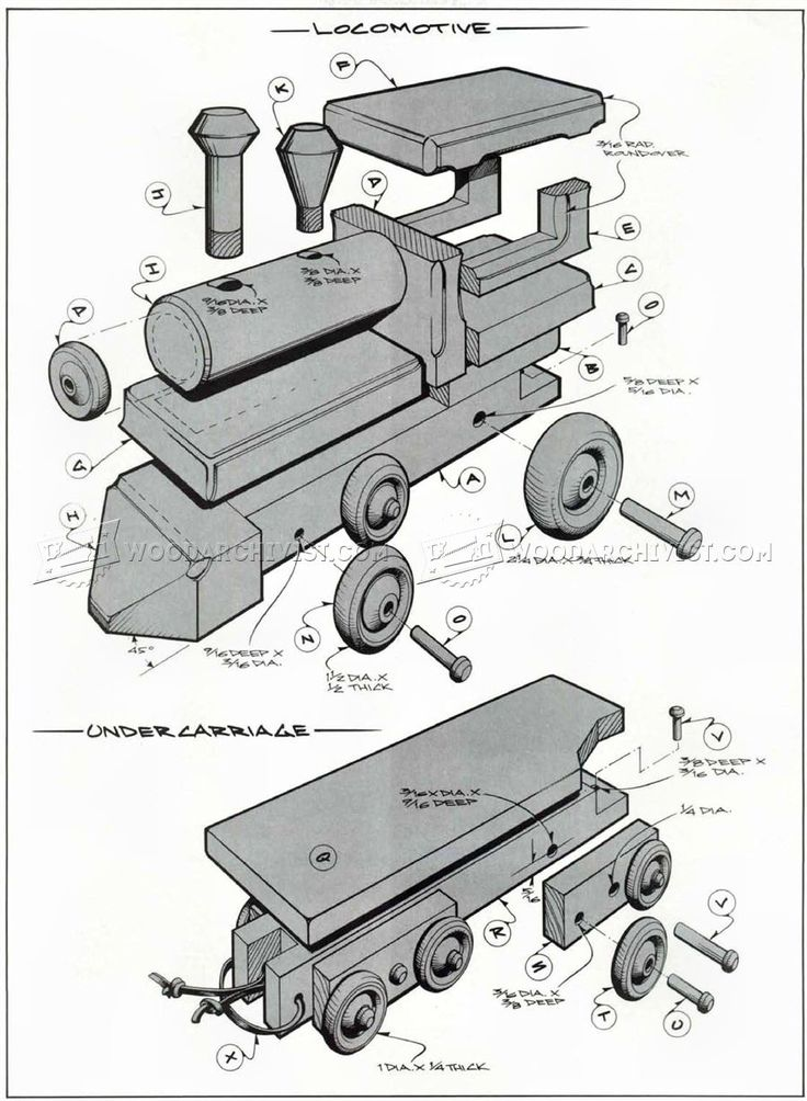 Best 25 toy trains ideas on pinterest thomas the train for Toy plans