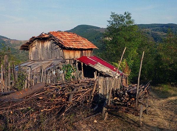 Ulmet, Romania