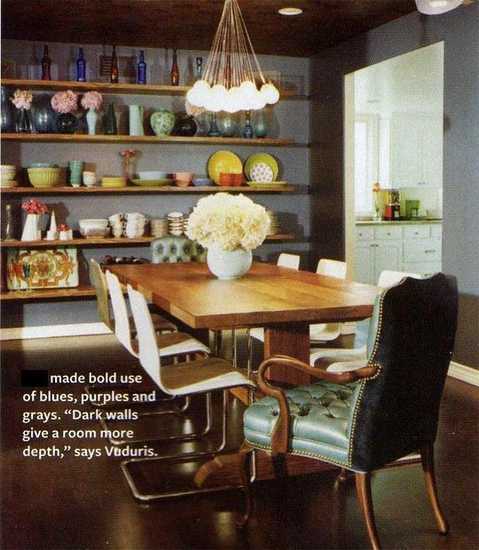 Eclectic Dining Room   Flickr - Photo Sharing!