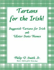 Tartans For The Irish Suggested And Ulster Scots Names