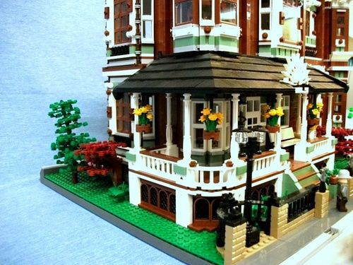 10 Images About Lego Houses On Pinterest Lego Furniture