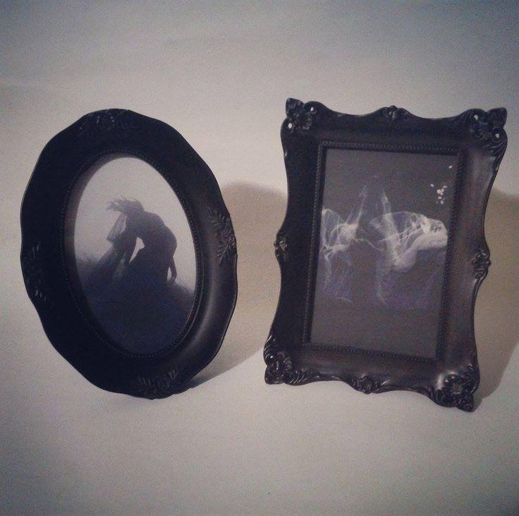 Goth and dark frames