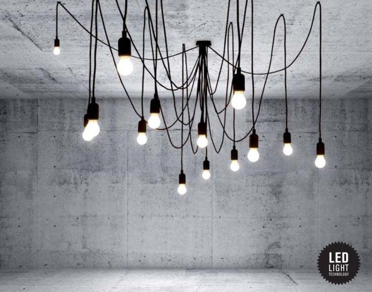 Küchenlampe hängend ~ Die besten hängende glühbirnen ideen auf