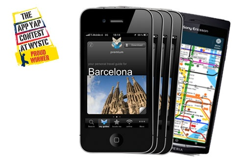 5 free mobile guides to download everyday for the next 14 days!! Rome, Munich, Zurich, Warsaw, and Innsbruck are today. You can use the guides on your phone offline, too. Which means no roaming charges in Europe! SCORE!