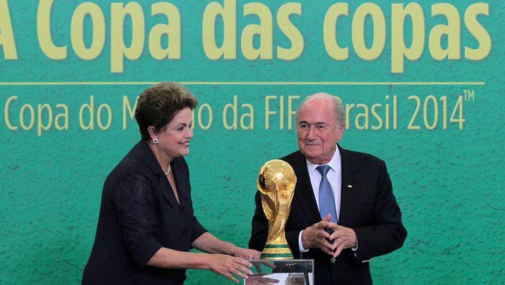 Brasil: el gigante sobre alfileres