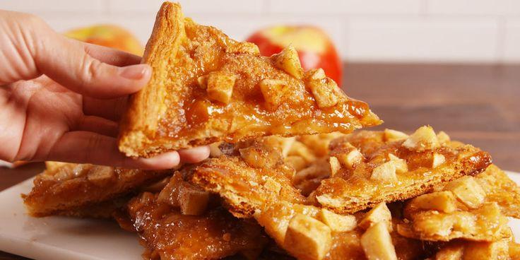 Best caramel apple crack recipe - How to make caramel apple crack - Delish.com