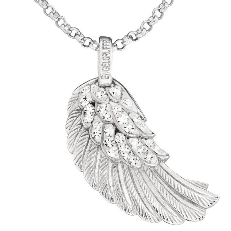 Mijn engelsrufer vleugel. GAAF