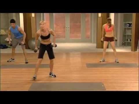 Jackie Warner Power Circuit Training