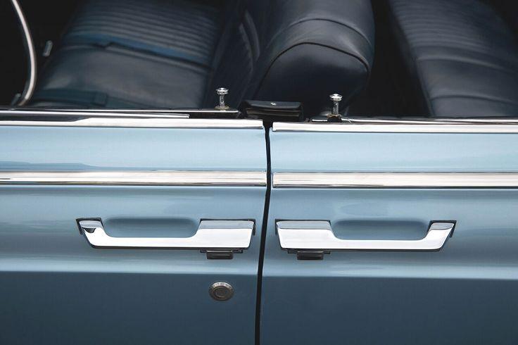 "lincolnmotorco: "" Jim Davidson's 1967 Continental 4-door convertible. #TBT """