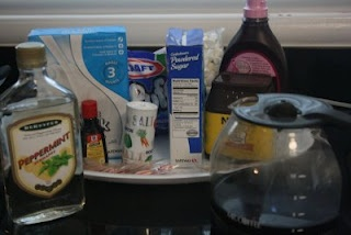 CrockPot Peppermint Hot Chocolate/ Peppermint Mocha Recipe