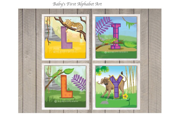 what letter of the alphabet is s 15 best my jungle friends nursery wall images on 52634