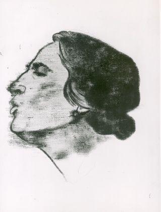R.B. KITAJ  (1932–2007), La Pasionaria, 1969, Oil on canvas, Private Collection 