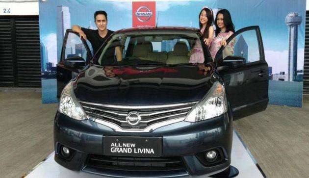 Nissan Grand Livina & Spesifikasi - http://www.hargamobil.co.id/nissan-grand-livina.html