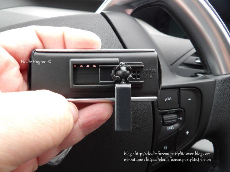 Porte Fragrance Mobile Go Smart pour voiture, placard, armoire, sac de sport etc...