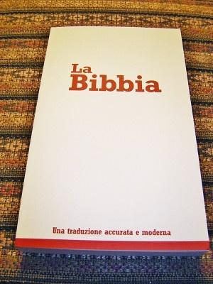 Italian Bible / La Bibbia Nuova Riveduta 2006 Una traduzione ach¨²rate e moderna / Modern Italian Bible Translation