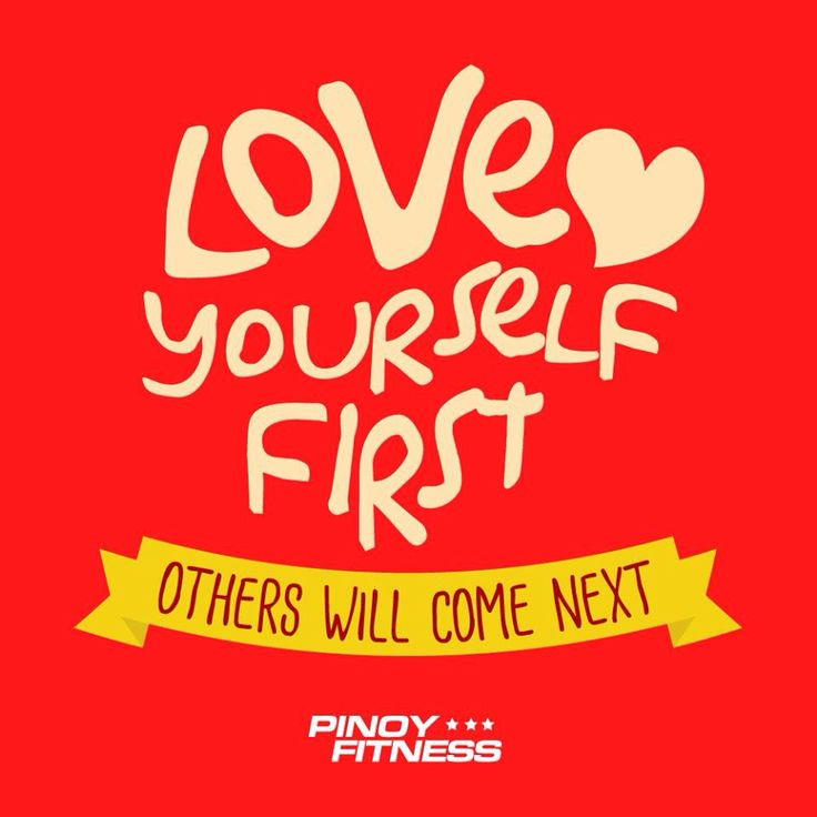Love yourself first! #pinoyfitness