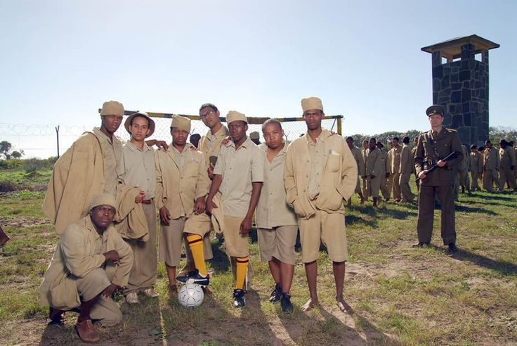 "The South African film ""More than Just a Game"" will be at the New York Indian Film Festival this month, telling the little-known story of the Robben Island Prison football league."