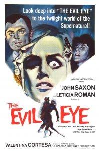 The Girl Who Knew Too Much (La Ragazza che sapeva troppo, aka The Evil Eye) (1963, Italy)