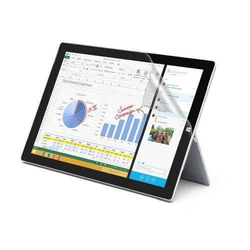 NVS Screen Guards protect your Microsoft Surface 3 against scratches, fingerprints and dirt