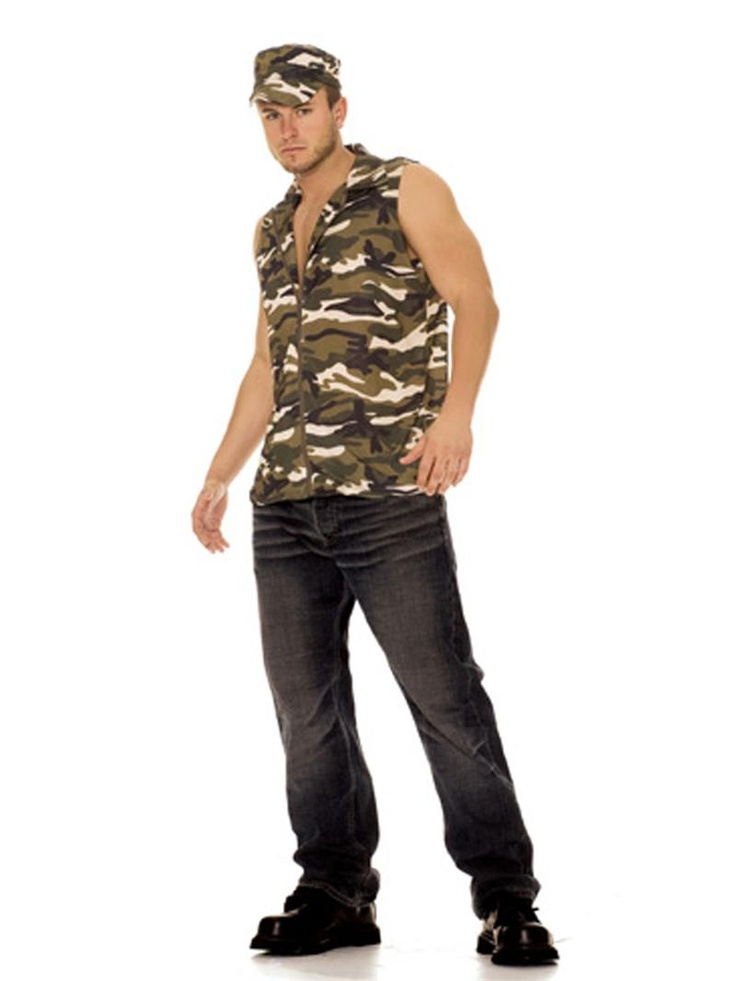 11 best Army Costumes images on Pinterest | Halloween costumes ...