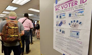 Supreme Court Is About To Get A Good Look At How North Carolina Messes With Voting Rules