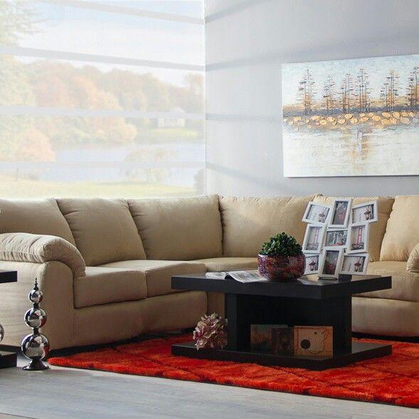 Salas #mueblesdico #muebles #salas #decoracion
